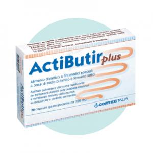 Σπαστικη Κολιτιδα - Actibutir Plus