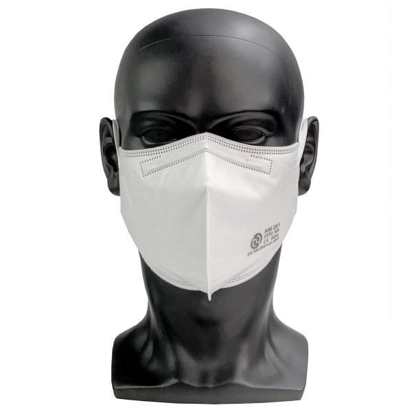 Προστατευτική Μάσκα Προσώπου ffp2